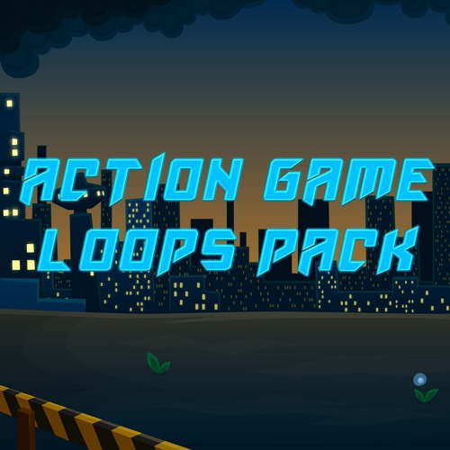 Action Game Loops Pack (Full Preview)