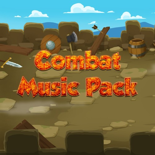 Combat Music Pack (Full Preview)