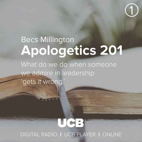 Apologetics 201 With Lara Buchanan Episode 18