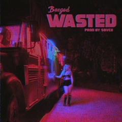 Baegod - Wasted (Prod By Sbvce) (Video Link in Description)