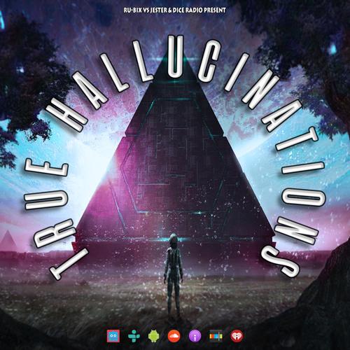 True Hallucinations Anniversary @ Dice Radio Ft Ru-Bix