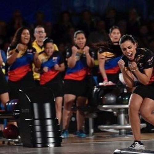 Colombia Campeón Mundial femenino de Bolo, histórico