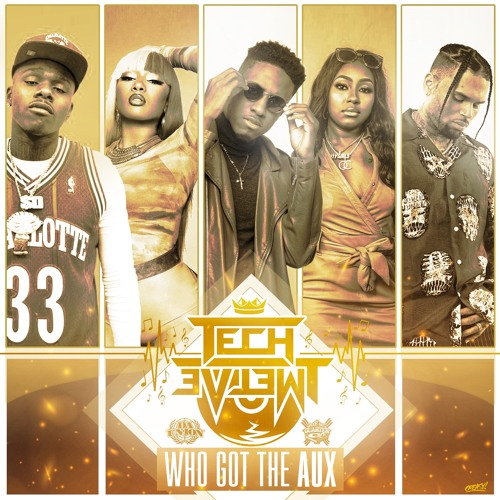 WHO GOT THE AUX #RELOADED 100% CLEAN EDITED 2019 HIP HOP MIX