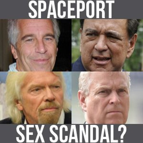 Spaceport Sex Scandal?