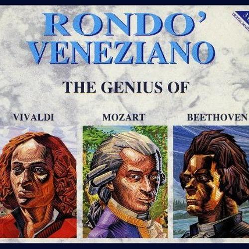 Rondò Veneziano - Odissea Veneziana   Musica... Fantasia   Magica Melodia   La Serenissima-