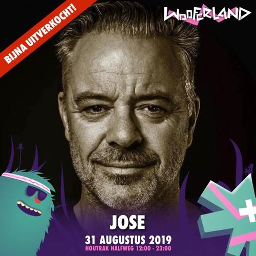 DJ JOSE Live Set @ Wooferland 31 - 08 - 2019