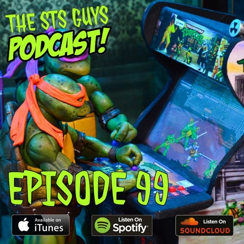 The STS Guys - Episode 99: Prime Time (Special Guest prime2da1st)