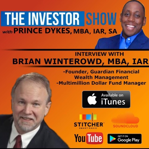 How to invest without taking a loss W/Multimillion Dollar Fund Brian Winterowd