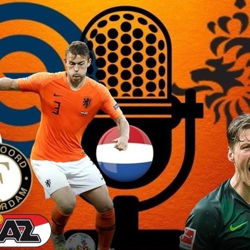 Podcast #59 ● Netherlands future for Dest, Weghorst & Ihattaren?   Europa League draw reaction