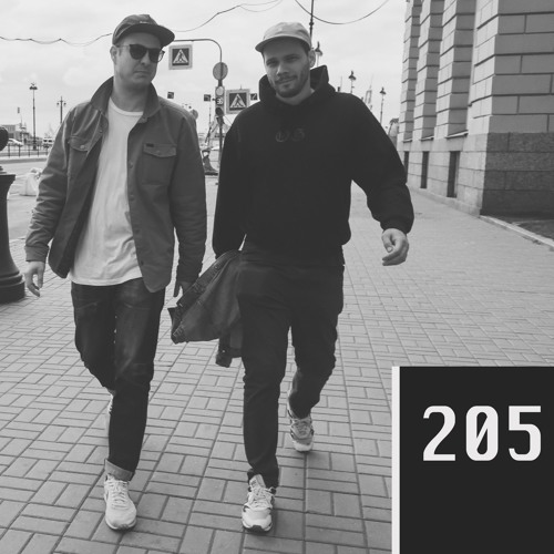 LAYER #205   Uninc & Kolomensky