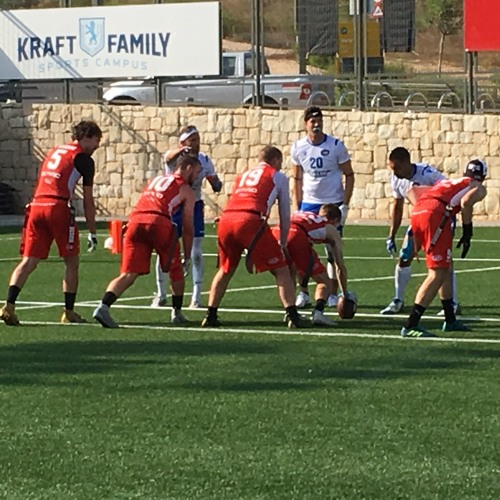 Israel Uncensored: European Flag Football Championship is a Touchdown for Jerusalem