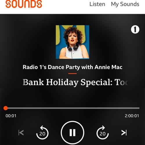 Liquid Technicolor Blanket Of Disconnect (Denham Audio Remix) [Annie Mac BBC Radio 1 Rip]