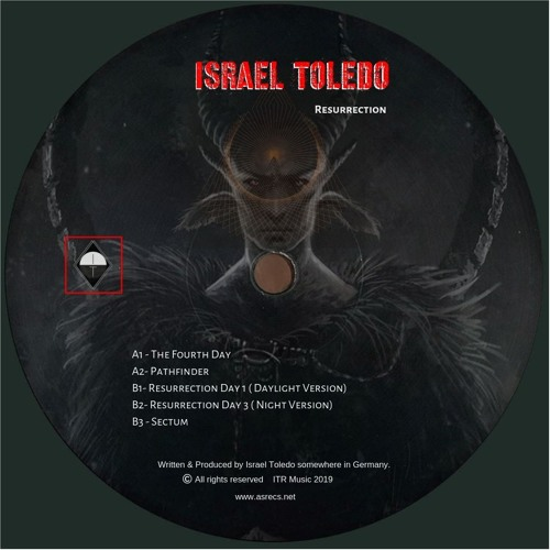 Israel Toledo - Resurrection EP