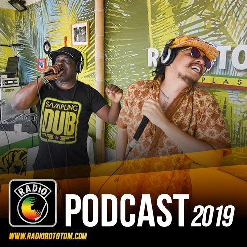 2019 Podcasts Radio Rototom