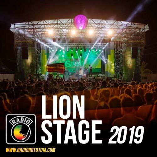 Lion Stage - Rototom Sunsplash 2019