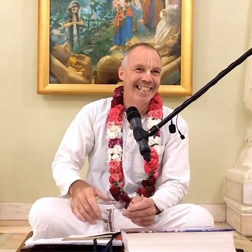 Śrīmad Bhāgavatam class on Mon 2nd September 2019 by Gangeswar Dāsa 4.24.50