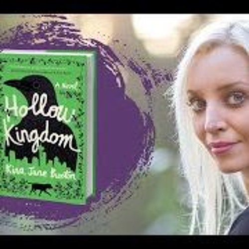 Kira Jane Buxton And HOLLOW KINGDOM, Crows, Cats And Dogs On Authors On The Air