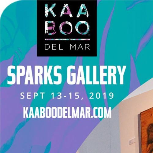 Interview with the Artists Representing Sparks Galley at KAABOO 2019