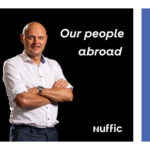 Our people abroad / Episode 1 / Mervin Bakker, Director of Nuffic Neso South Africa