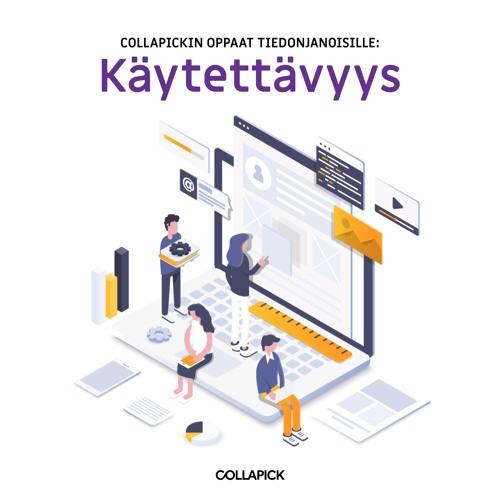 Collapickin oppaat tiedonjanoisille - Käytettävyys