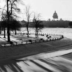Saint Petersburg Morning