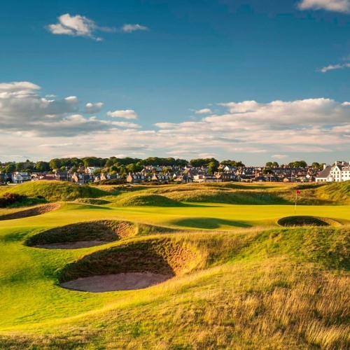 #43 Carnoustie Golf Links & Playing The Championship Course