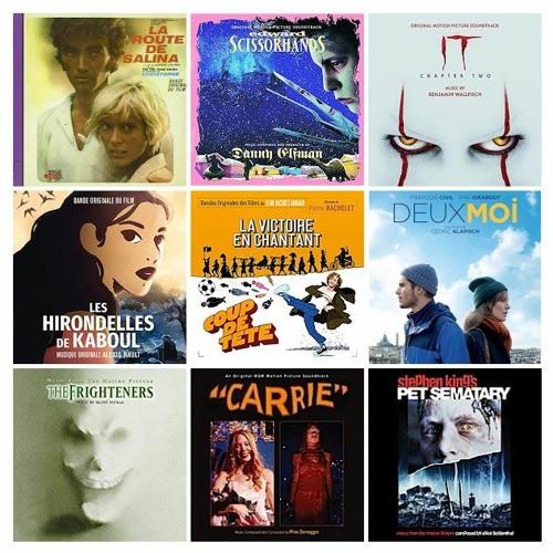 B.O-rama Septembre 2019 (Emission mensuelle, l'intégrale) • La Musique de film, sur Aligre FM