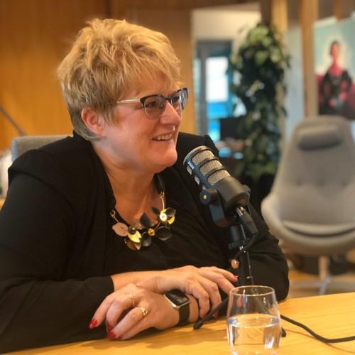 Trine Skei Grande om mediepolitikk og debattklimaet i Norge