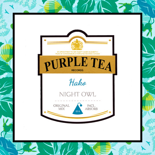 Hako - Night Owl EP