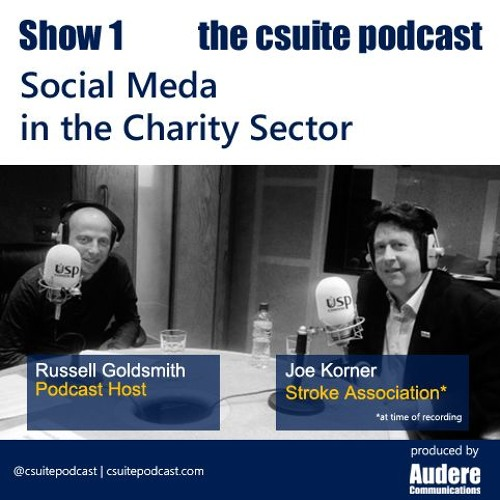 Show 1 - Social Meda in the Charity Sector