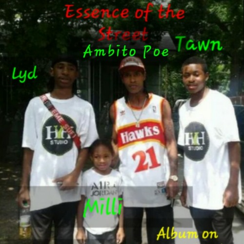 Essence of the Street  Ambito poe intro