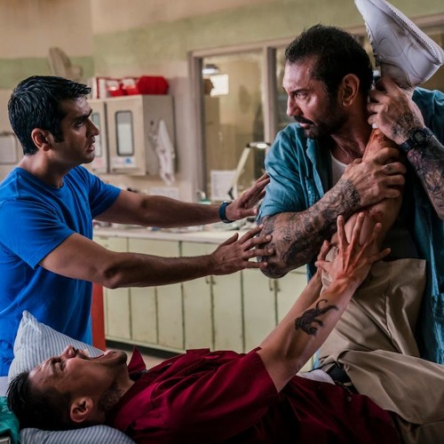 """Dave Bautista Discusses """"Stuber"""" Dynamic With Kumail Nanjiani"""