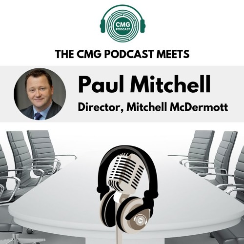 Paul Mitchell - Business Start-ups & the Construction Sector