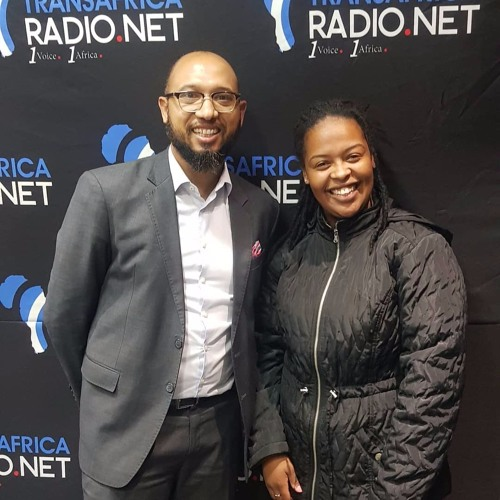 Founder And Head Of #PropertyPoint- Shawntheunissen- On THE GET UP With URSULAR MARIANI 03:09:2019