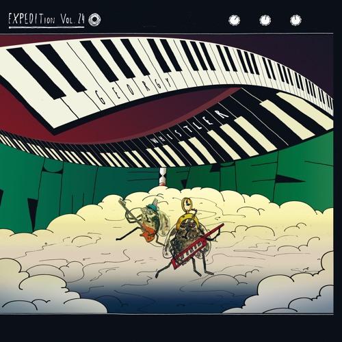 Georgy Whistler - Fly Times (Vinyl order in description)