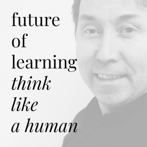 """Future of Learning - Think like a Human"", where Tomi shares our learning design challenge"