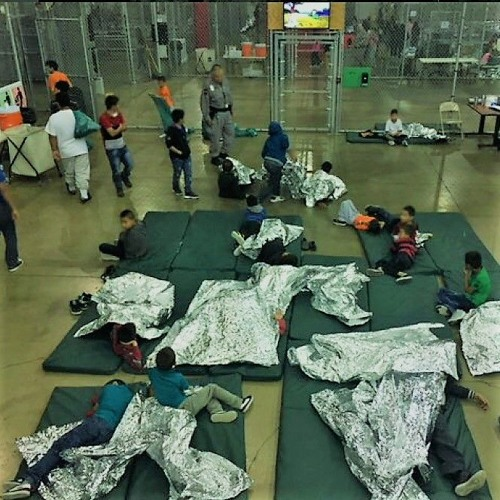 Capitalism needs cages: On dispossession and fascism in America's new concentration camps.