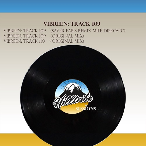 """Vibreen: """"Track 109  EP""""  Free Download"""
