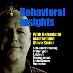 Podcast 3 - Behavior And Beliefs