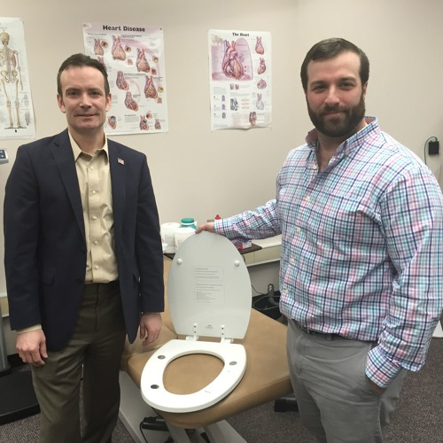 Intersections: The RIT Podcast Ep. 22: Toilet Seat Measures Heart Health