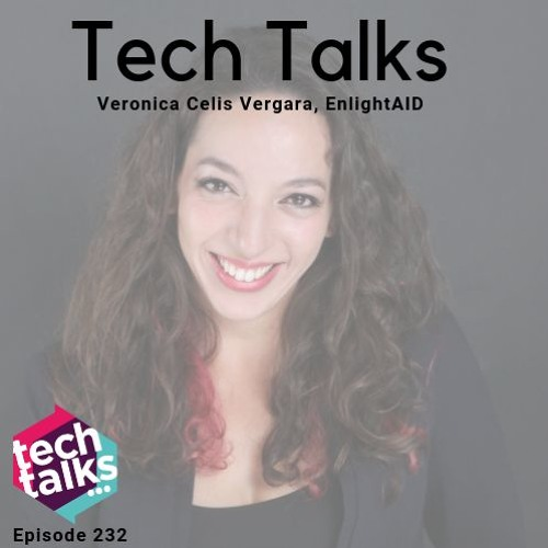 Vero Vergara, CEO of EnlightAID, talks about adding transparency to giving.