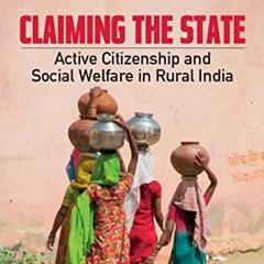 """""""Claiming the State"""": Dr Gabi Kruks-Wisner"""