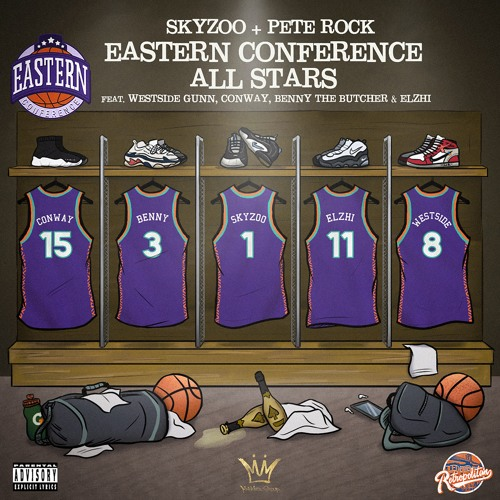 Skyzoo & Pete Rock - Eastern Conference All-Stars (Westside Gunn, Conway, Benny The Butcher & Elzhi)