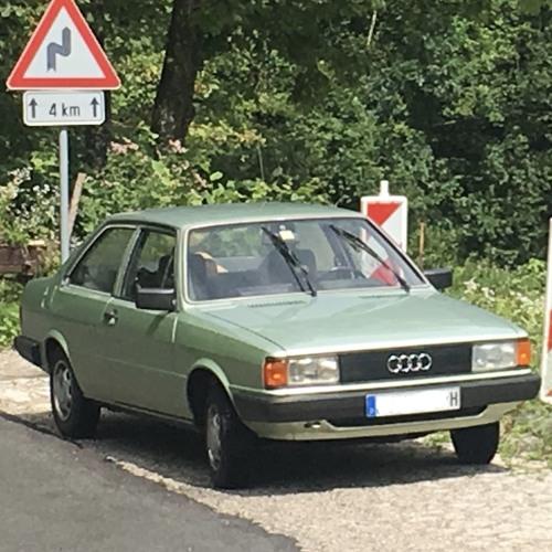Folge 19 Audi 80 B1 B2 (1972-1986)