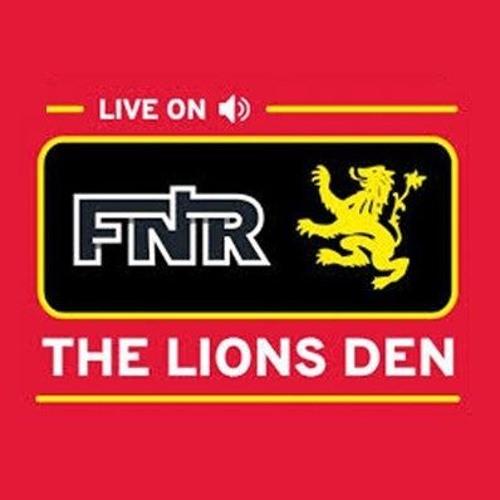 Nick Radecki on the Lions' Den | 5 September 2019 | FNR Football Nation Radio