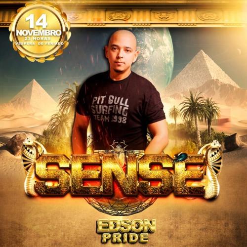 Edson Pride @ Sense Party (PODCAST)
