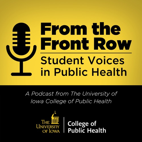 From the Front Row: Featuring William Moore, health educator for St. Paul Ramsey Co. Public Health