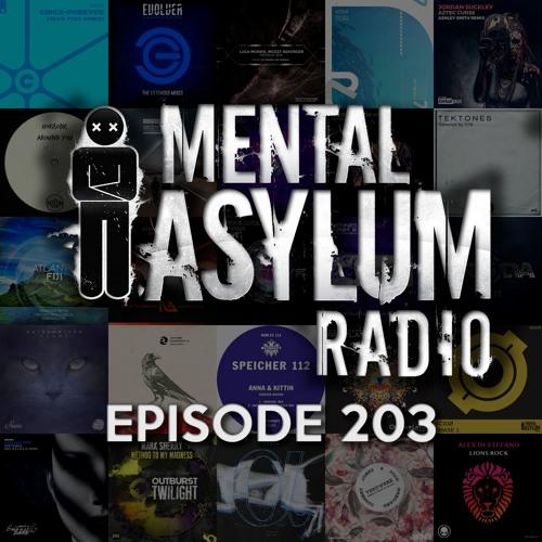 Indecent Noise - Mental Asylum Radio 203