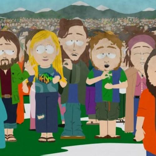 Hippies Invasion