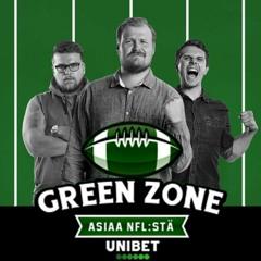 Green Zone NFL Podcast – Week #1 2019